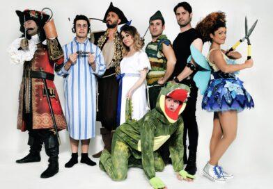 Al Teatro Brancaccio: Che Disastro di Peter Pan. Dal 3 al 28 novembre 2021