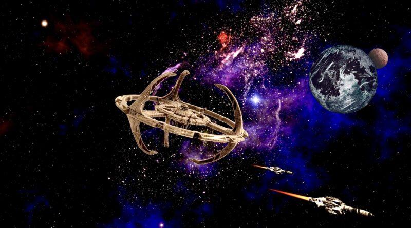 Fantascienza [Foto di Julius H. da Pixabay]